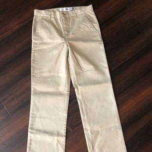 Old Navy Boys Khaki/Uniform Pants